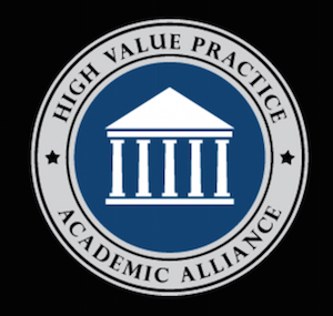 Member institutions & representatives • High Value Practice Academic